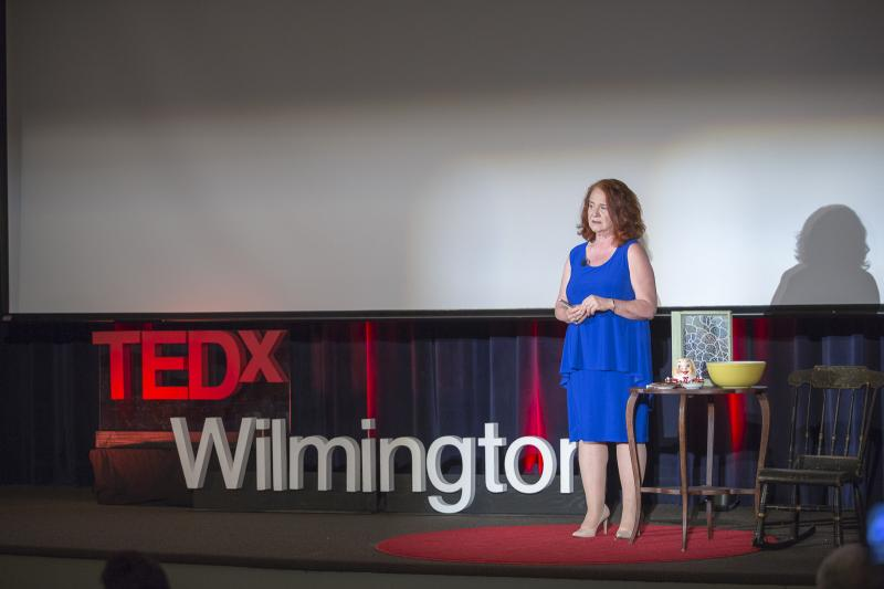 Kate Kirkwood Tedx Talk Wilmington